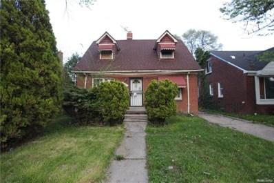 20036 Gallagher Street, Detroit, MI 48234 - MLS#: 218027119