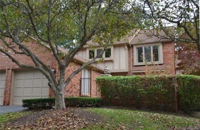 4057 Hidden Woods Drive, Bloomfield Twp, MI 48301 - MLS#: 218027148