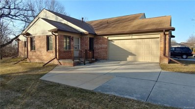 38580 Sycamore Meadow Drive, Clinton Twp, MI 48036 - MLS#: 218027247