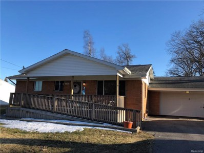 4066 Welcome Drive, Genesee Twp, MI 48506 - MLS#: 218027250