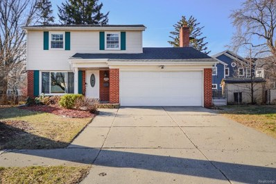 434 Melody Court, Royal Oak, MI 48073 - MLS#: 218027455
