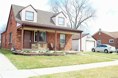 15434 Thomas Avenue, Allen Park, MI 48101 - MLS#: 218027625
