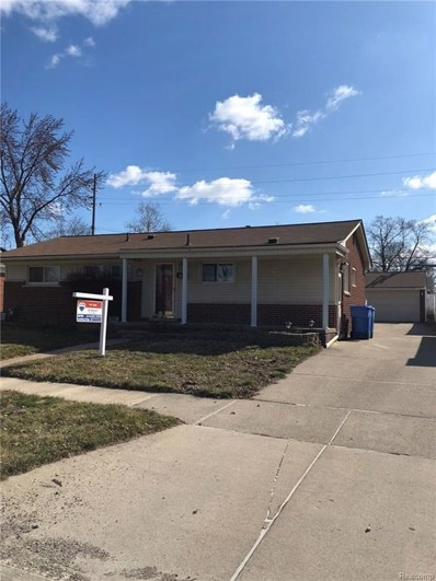 6566 Cronin Street N, Dearborn Heights, MI 48127 - MLS#: 218027658