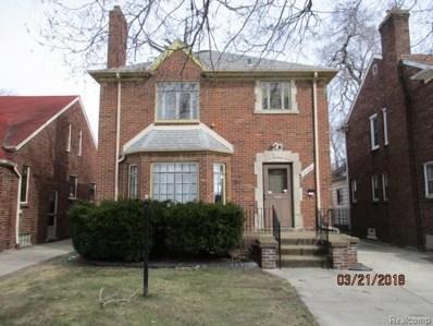 18680 Monica Street, Detroit, MI 48221 - MLS#: 218027819