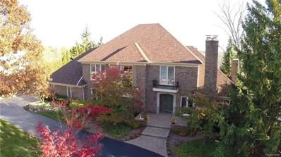 3147 Chestnut Run Drive, Bloomfield Twp, MI 48302 - MLS#: 218027830