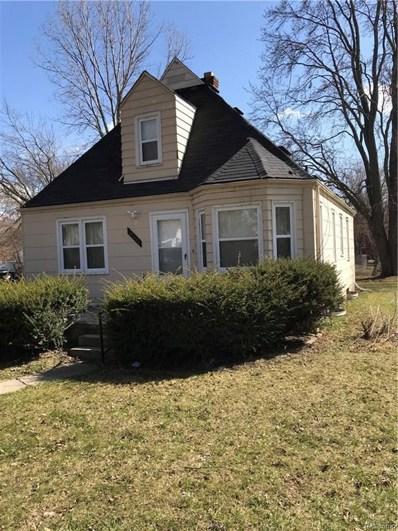 19441 Jeanette Street, Southfield, MI 48075 - MLS#: 218027907