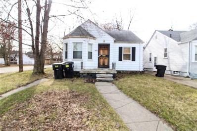 16701 Stahelin Avenue, Detroit, MI 48219 - MLS#: 218027940