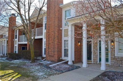 56522 Scotland Boulevard UNIT 165, Shelby Twp, MI 48316 - MLS#: 218027999