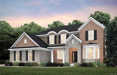 3524 Finch Court, Orion Twp, MI 48360 - MLS#: 218028004