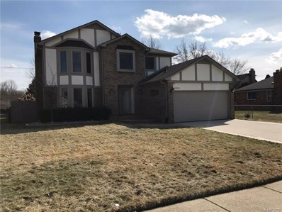 35036 Wright Circle, Sterling Heights, MI 48310 - MLS#: 218028136