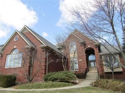 1925 Westridge Drive, Rochester Hills, MI 48306 - MLS#: 218028210