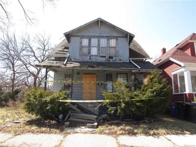 4767 Holcomb. Street, Detroit, MI 48214 - MLS#: 218028256