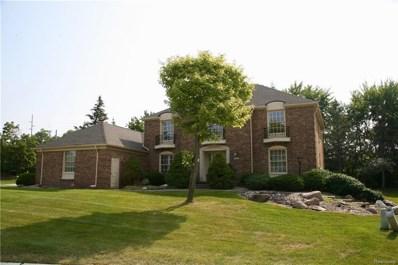 611 Deerfield Court, Rochester Hills, MI 48309 - MLS#: 218028269
