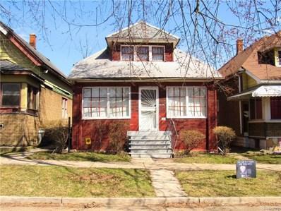 4436 Fischer Street, Detroit, MI 48214 - MLS#: 218028277