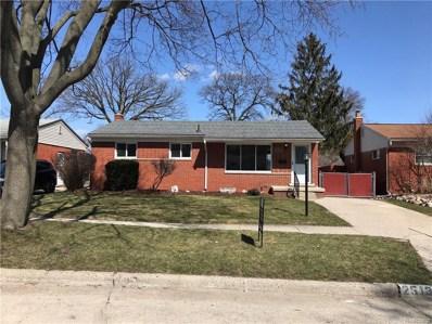 25136 Filmore Street, Taylor, MI 48180 - MLS#: 218028326