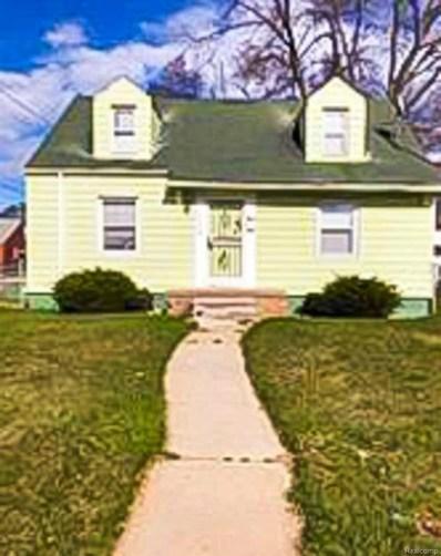 19456 Buffalo Street, Detroit, MI 48234 - MLS#: 218028423