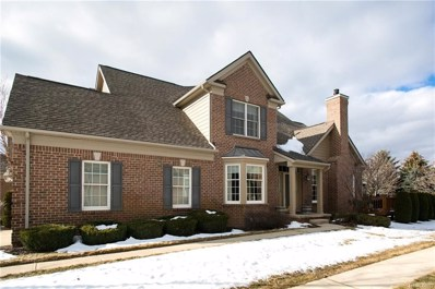 44712 Broadmoor Circle N, Northville Twp, MI 48168 - MLS#: 218028446