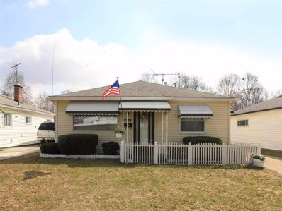 6564 N Waverly Street, Dearborn Heights, MI 48127 - MLS#: 218028466