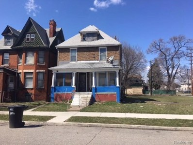 445 Smith Street, Detroit, MI 48202 - MLS#: 218028483