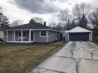 58239 Bryson, Washington Twp, MI 48094 - MLS#: 218028489