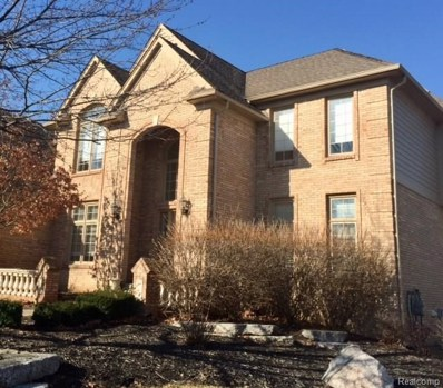 2161 Nickelby Drive, Shelby Twp, MI 48316 - MLS#: 218028514