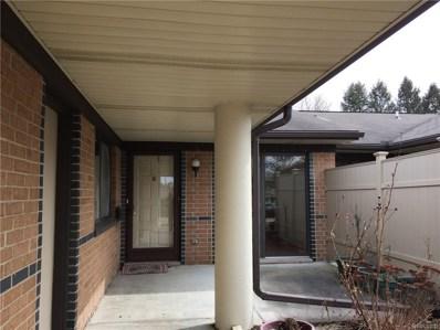 979 Wexford Way, Rochester Hills, MI 48307 - MLS#: 218028553