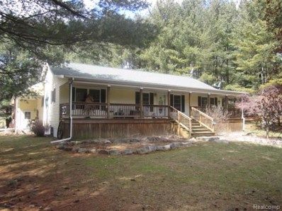 5949 Belle River Road, Attica Twp, MI 48444 - MLS#: 218028725
