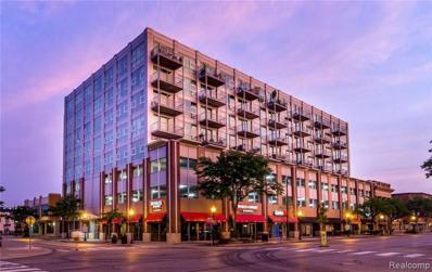 100 W 5TH Street UNIT 505, Royal Oak, MI 48067 - MLS#: 218028936