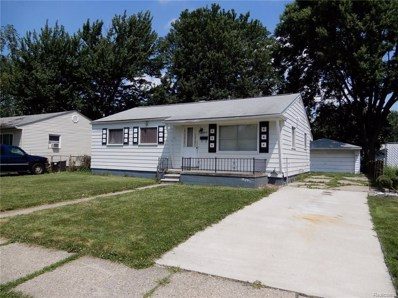14315 Leonard Avenue, Warren, MI 48089 - MLS#: 218028959