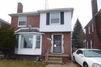 18964 Washburn Street, Detroit, MI 48221 - MLS#: 218029078