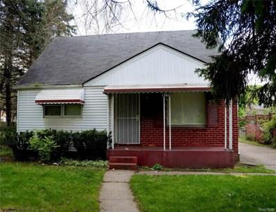 13622 W Outer Drive, Detroit, MI 48239 - MLS#: 218029098