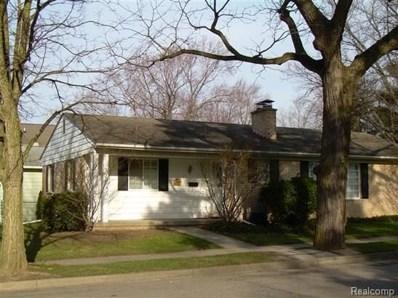 902 Roselawn, Rochester, MI 48307 - MLS#: 218029117