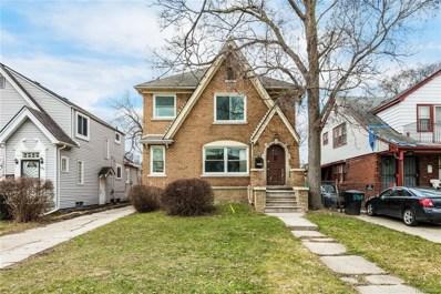 5759 Chalmers Street, Detroit, MI 48213 - MLS#: 218029200