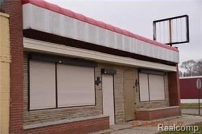 10541 Puritan Street, Detroit, MI 48238 - MLS#: 218029205