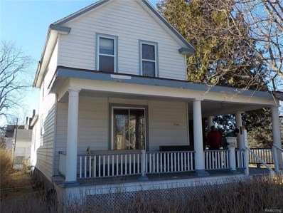 1704 Wadsworth Avenue, Saginaw, MI 48601 - MLS#: 218029333