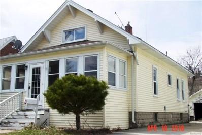 257 N Market St., Marine City, MI 48039 - MLS#: 218029490