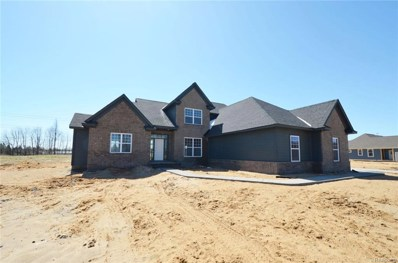 3470 Outback Trail, Putnam Twp, MI 48169 - MLS#: 218029587