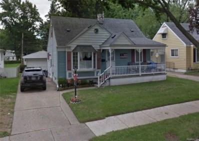 1038 Coolidge Avenue, Clawson, MI 48017 - MLS#: 218029644