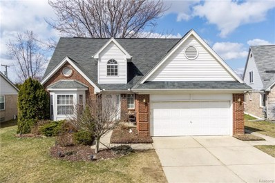 36745 Maplewood Drive, Sterling Heights, MI 48310 - MLS#: 218029690