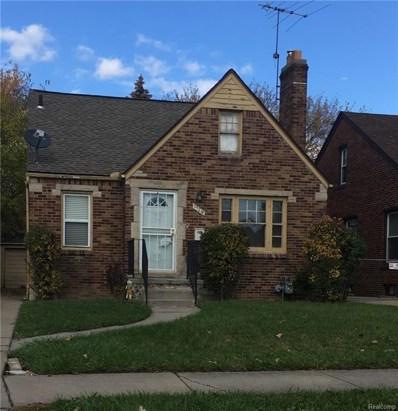 15219 Fairmount Drive, Detroit, MI 48205 - MLS#: 218029729