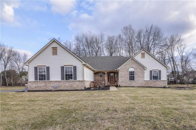 2524 Hay Creek Drive, Hamburg Twp, MI 48169 - MLS#: 218029762