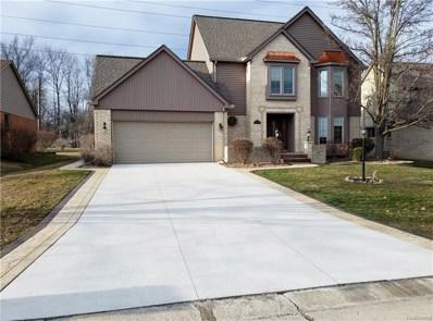 469 Lexington Drive, Rochester Hills, MI 48307 - MLS#: 218029975