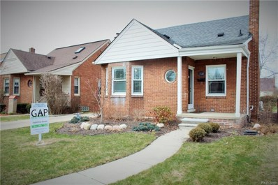 3536 Lincoln, Dearborn, MI 48124 - MLS#: 218029995