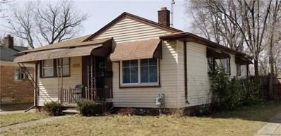 18551 Saint Aubin Street, Detroit, MI 48234 - MLS#: 218030033