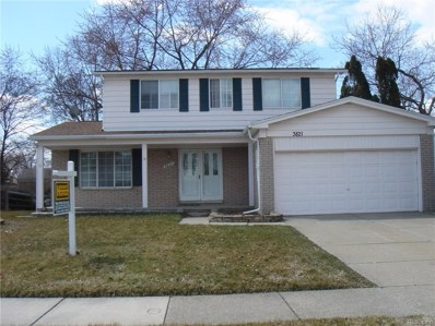 3821 Highland Drive, Troy, MI 48083 - MLS#: 218030057
