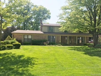 52225 Belle Arbor, Shelby Twp, MI 48316 - MLS#: 218030083