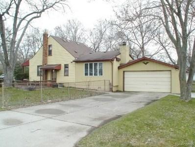 19501 Jeanette Street, Southfield, MI 48075 - MLS#: 218030372