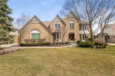 1720 Old Homestead Drive, Rochester Hills, MI 48306 - MLS#: 218030397