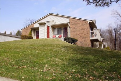 366 Spring Brooke Drive UNIT 34, Brighton, MI 48116 - MLS#: 218030427