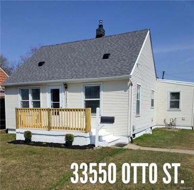33550 Otto Avenue, Fraser, MI 48026 - MLS#: 218030473